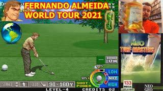 FERNANDO ALMEIDA WORLD TOUR 2021 || Neo Turf Masters (NEOGEO) || Gameplay en Español