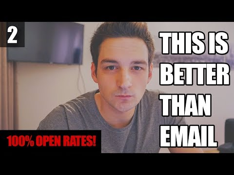 Is Email Marketing Dead? This Will Make You More Money In 2018!