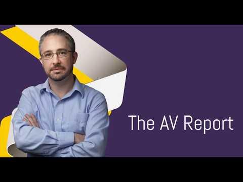 The AV Report - Episode 5