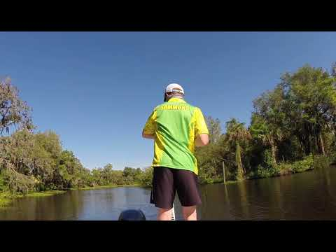 Caloosahatchee River Bass Fising