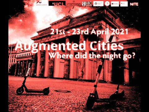 Augmented Cities –
