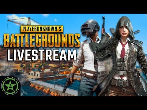PLAYERUNKNOWN'S Battlegrounds - I May Have Bipped You - Achievement Hunter Live Stream