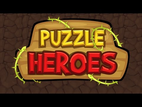 Official Puzzle Heroes - Fantasy RPG Adventure Game (iOS / Android) Launch Trailer