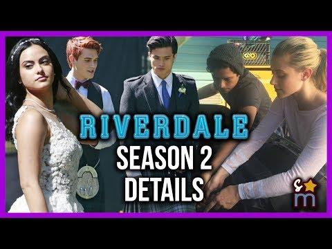 RIVERDALE Season 2 Spoilers: A Wedding? New Characters? | Lisa's Cheat Sheet