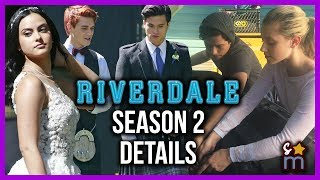 RIVERDALE Season 2 Spoilers: A Wedding? New Characters? | Lisa's Cheat Sheet