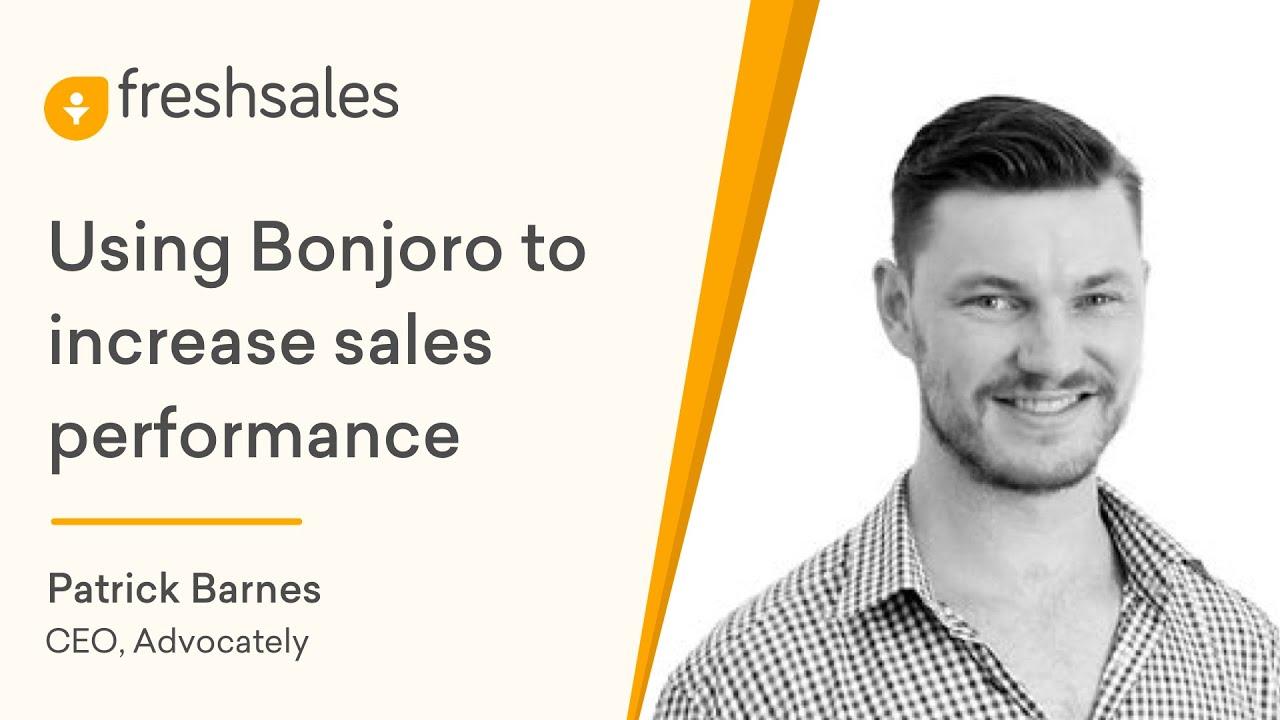 Using Bonjoro to Increase Sales Performance