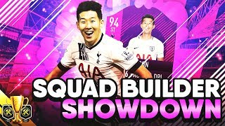 FIFA 17 SQUAD BUILDER SHOWDOWN! VS ITANI! W/ THE BEST PLAYER ON FIFA - SBSD CUP ULTIMATE TEAM