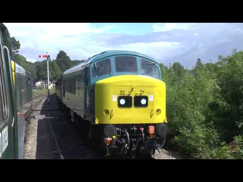 """Riding the Trains @ GWR Diesel Gala"" 30/07/17"