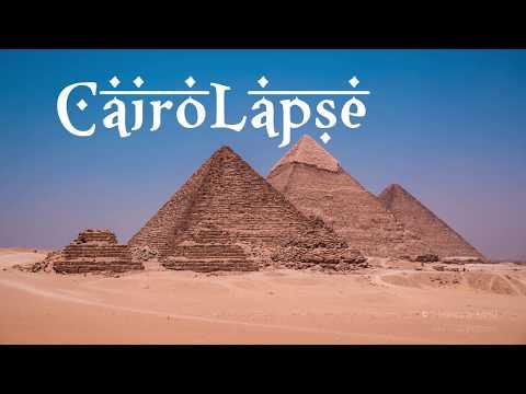 CairoLapse | Egypt Timelapse 4K