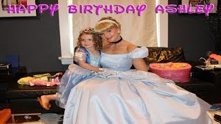Cinderella Live at Ashley's 4th Birthday Party