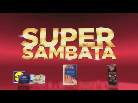 Super Sambata la Lidl • 9 Martie 2019