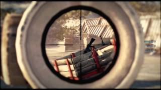Medal Of Honor Warfighter PS3 gameplay