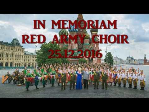 In memoriam Red Army Choir - 25.12.2016