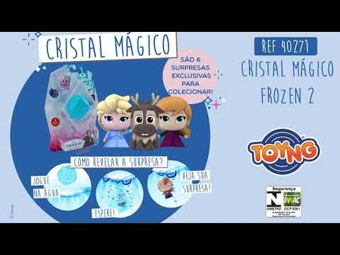Cristal Mágico Frozen (Ref 40271)