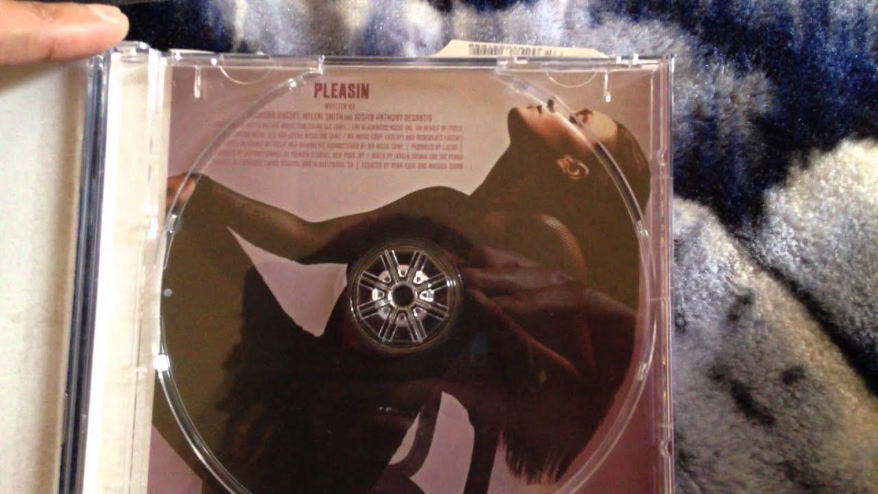 CD Opening: Kat Dahlia- My Garden - YouTube