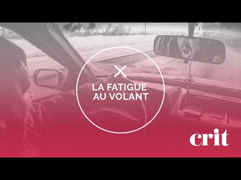 La route de la Prévention Routière - Episode 3 - La fatigue au volant
