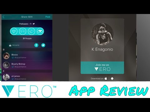 Vero - True Social Review - The Best App of 2018?