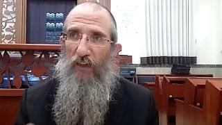 הרב ברוך וילהלם - תניא - אגרת התשובה - המשך פרק יא
