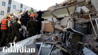 Deadly 6.4 magnitude earthquake strikes Albania
