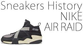 スニーカー sneakers history 28 nike air raid ナイキ エアレイド
