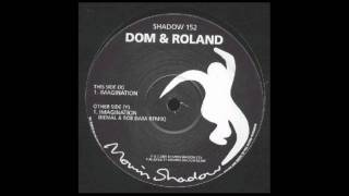 Dom And Roland Imagination Kemal Rob Data remix.mp3
