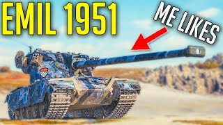 EMIL 1951 is Actually Good Premium Tank! ► World of Tank Reward Tank EMIL 1951 Review