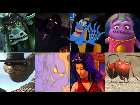 Defeats Of My Favorite Animated Non Disney Movie Villains Part Xiii By Sonicphantom47