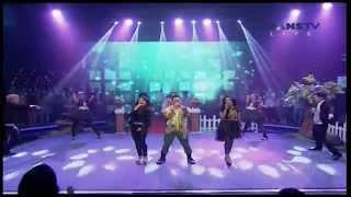 SITI BADRIAH Feat SAIPUL JAMIL & BEBIZIE [Berondong Tua, 1 Jam] At Slide Show TRANS TV (24-07-2014)