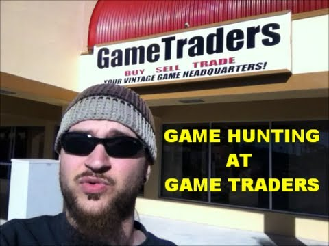 GAME HUNTING AT GAME TRADERS | Scottsquatch