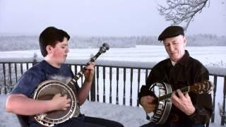 "Banjo Music ""Dill Pickles Rag"" - Jesse & Norbert"