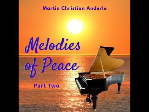 Music for Inner Stillness, Piano Meditation, Melodies of Peace