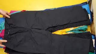 Лыжные штаны и комбенезоны SK    С 170