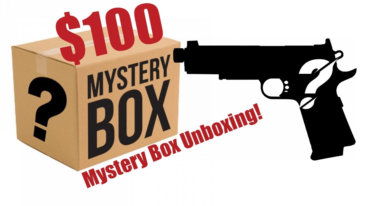 100 Fox Airsoft Mystery Box Unboxing