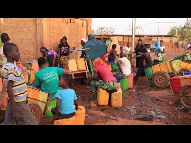 En attendant Guitti, Ouahigouya souffre de laccès à leau potable