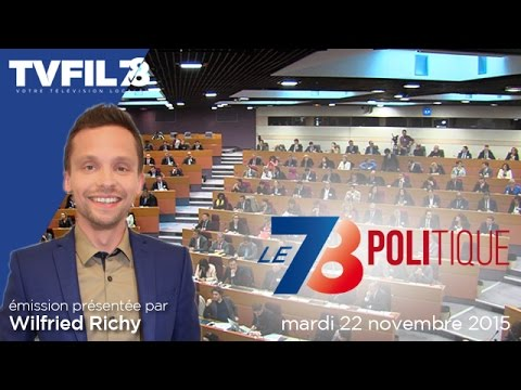 Le 7/8 Politique – Emission du 22 décembre 2015