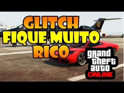 GTA V ONLINE: COMO FICAR MUITO RICO FACILMENTE COM BUG DE VENDER CARROS (PATCH 1.05)