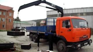 Бортовой КАМАЗ 65115 с манипулятором HIAB 1165(, 2014-07-24T05:18:52.000Z)