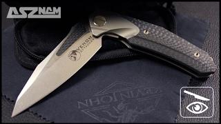 Обзор ножа Venom Attacker от Kevin John