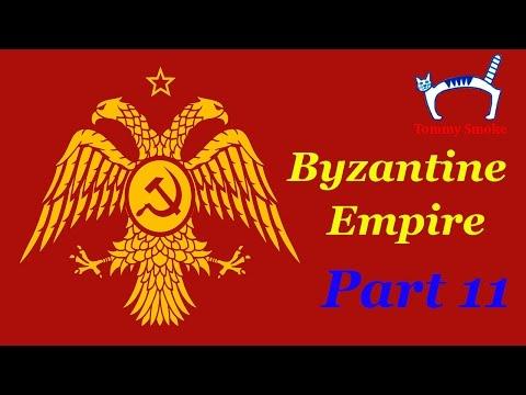 Europa Universalis 4 - Byzantium Part 11 - Great Eastern war