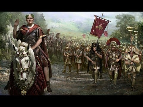 The Roman Evolution - From Republic to Empire -   - How Julius Caesar Rised to Power