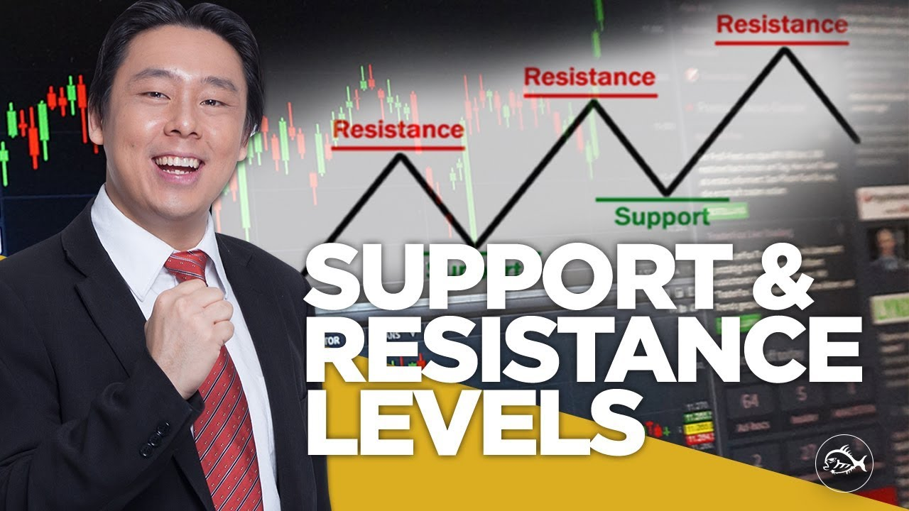 Forex identifying support and resistance