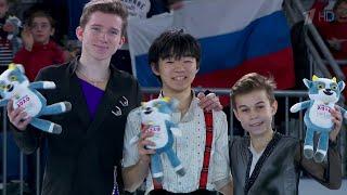 Сборная России с триумфом продолжает выступать на юношеских олимпийских играх в Лозанне