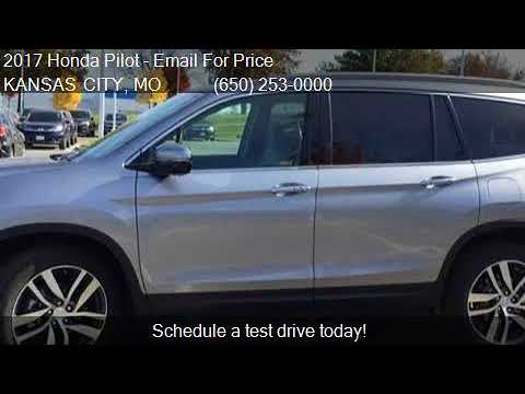2017 Honda Pilot Touring AWD 4dr SUV for sale in KANSAS CITY