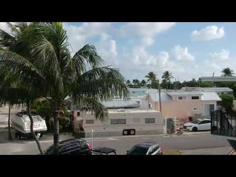 Pelican RV Resort before Hurricane Irma drone clip on Aug. 19, 2017