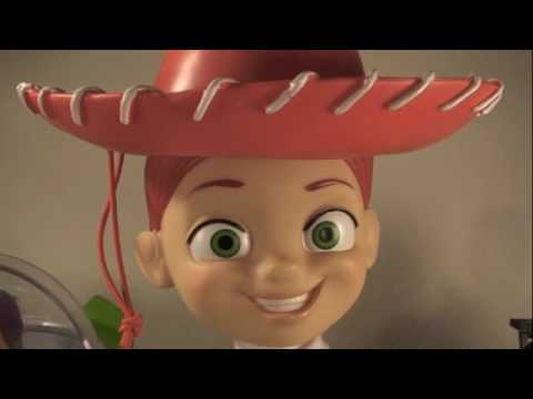 79ef084dd0 Toy Story 3 Jessie The Talking Cowgirl Movie Toy Review - YouTube