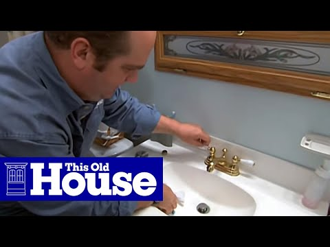 Superb How To Replace A Faucet Aerator   This Old House