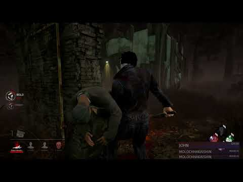 Dying by Daylight again - Twitch Stream