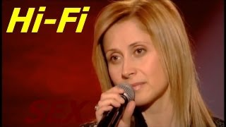 ★★ LARA FABIAN ♥♥ Entre vous et moi ♥ (2 in 1) My Gift ( Hi-Fi ) Surround sound [1080p]