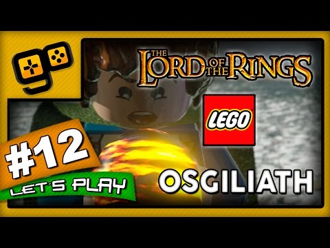 Let's Play: Lego Lord of The Rings - Parte 12 - Osgiliath