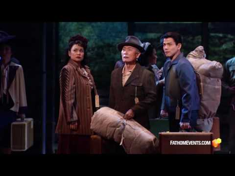 Allegiance - The Broadway Musical on The Big Screen